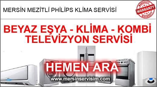 Mersin Mezitli Philips Klima Servisi